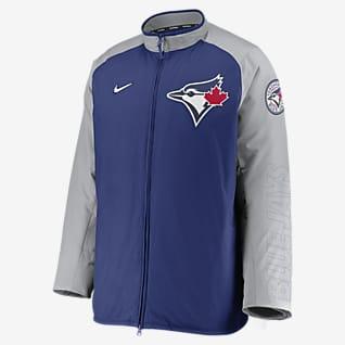 Nike Dugout (MLB Toronto Blue Jays) Men's Full-Zip Jacket