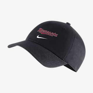 Nike Heritage86 Swoosh (MLB Minnesota Twins) Adjustable Hat
