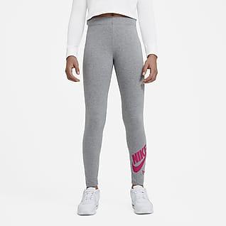 Nike Air Favorites 大童(女孩)紧身裤