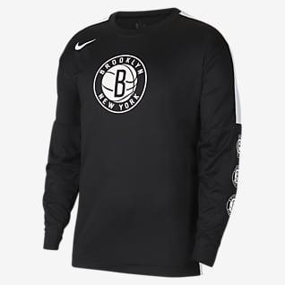 布鲁克林篮网队 Nike Dri-FIT NBA 男子上衣