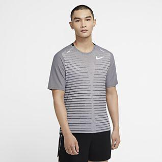 Nike TechKnit Future Fast Ανδρική μπλούζα για τρέξιμο