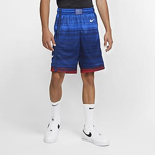 USA (Road) Limited Pantalons curts Nike Basketball - Home