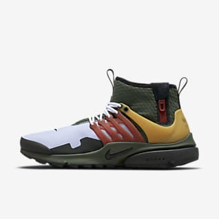 Nike Air Presto Mid Utility Erkek Ayakkabısı
