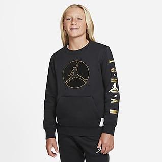 Jordan 大童(男孩)运动衫