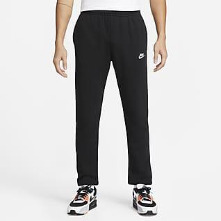 Nike Sportswear Club กางเกงผ้าเฟรนช์เทรีผู้ชาย