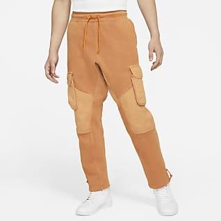 Jordan 23 Engineered Pantalons efecte rentat - Home