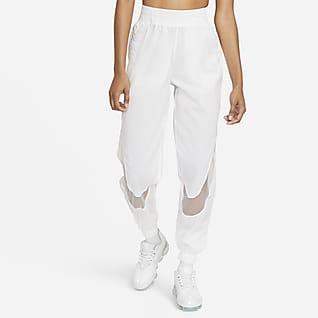 Nike Sportswear Damskie spodnie z tkaniny