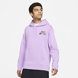 Nike SB Icon Felpa pullover da skateboard con cappuccio