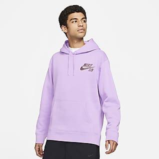 Nike SB Icon Skatehuvtröja för män