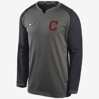 Nike Dri-FIT (MLB Cleveland) Men's Thermal Crew