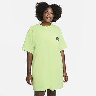 Nike Sportswear Dámské šaty (větší velikost)