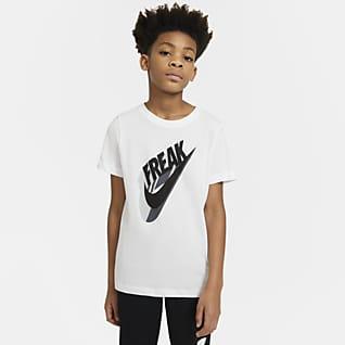 Nike Dri-FIT Giannis Freak Big Kids' T-Shirt