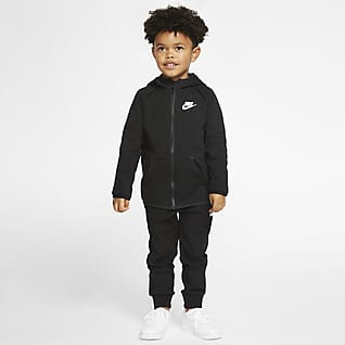 Nike Sportswear Tech Fleece Toddler Hoodie and Joggers Set