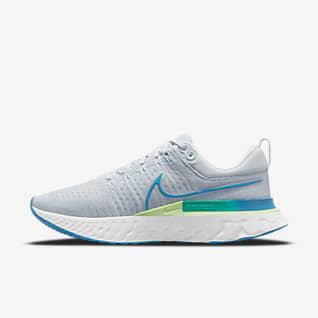 Nike React Infinity Run Flyknit 2 Löparskor för män