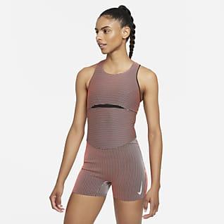 Nike Женский беговой юнитард