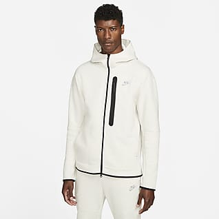 Nike Sportswear Tech Fleece Męska bluza z kapturem i zamkiem na całej długości