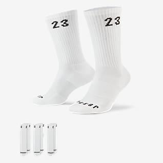 Jordan Essentials Calcetines deportivos (3 pares)