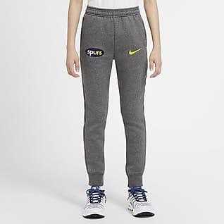 Tottenham Hotspur Футбольные флисовые брюки для школьников