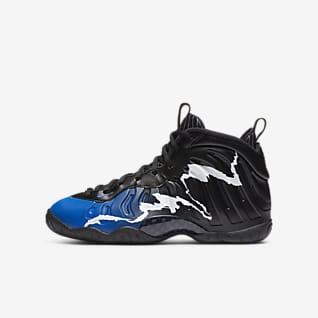 Nike Little Posite One Big Kids' Basketball Shoe