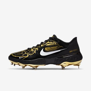Nike Alpha Huarache Elite 3 Low Premium Baseball Cleat