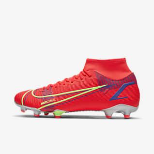 Nike Superfly 8 Academy FG/MG 男/女多种场地足球鞋