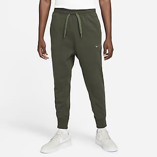 Nike Sportswear Pantalón de tejido Fleece clásico - Hombre