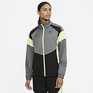 Nike Swoosh Fly เสื้อแจ็คเก็ตบาสเก็ตบอลผู้หญิง