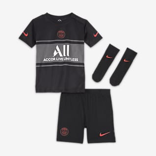 Paris Saint-Germain 2021/22 - Terza Divisa - Neonati/Bimbi piccoli
