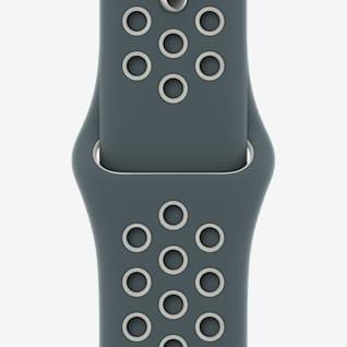 44 mm Hasta/Light Silver Nike Sportsrem – standard