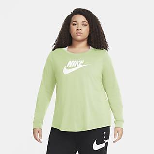 Nike Sportswear Essential Playera para mujer (talla grande)