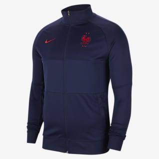 FFF Men's Football Tracksuit Jacket