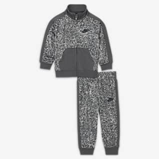 Nike Conjunto de entrenamiento estampado para bebé (de 12 a 24 meses)
