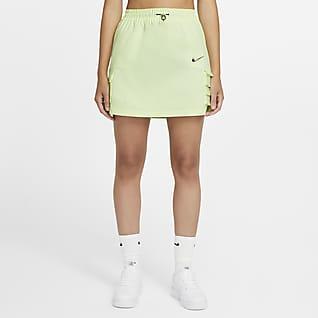 Nike Sportswear Swoosh 女子短裙
