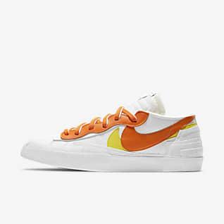 Nike x sacai Blazer Low Schoen