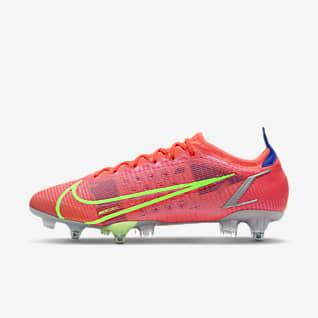 Nike Mercurial Vapor 14 Elite SG-Pro AC Stoplis futballcipő lágy talajra