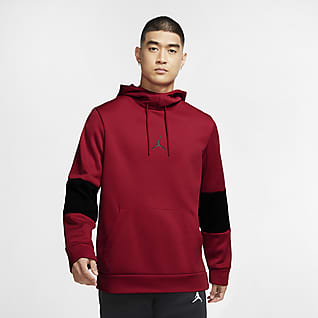 Jordan Air Therma Sweat à capuche en tissu Fleece pour Homme