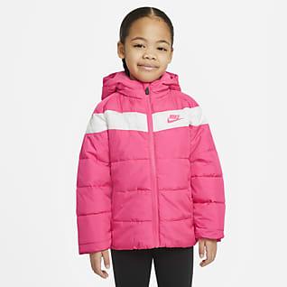 Nike Little Kids' Full-Zip Puffer Jacket