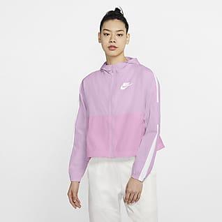 Nike Sportswear Chamarra tejida para mujer