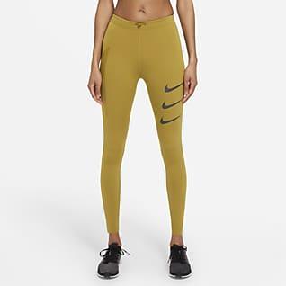 Nike Epic Luxe Run Division Women's Mid-Rise Running Leggings