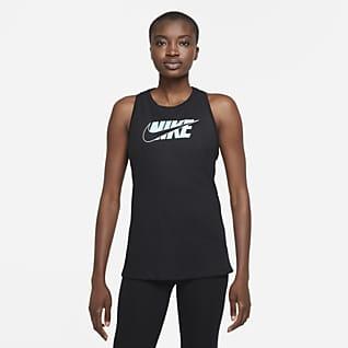 Nike Dri-FIT Icon Clash Γυναικείο φανελάκι προπόνησης με σχέδιο