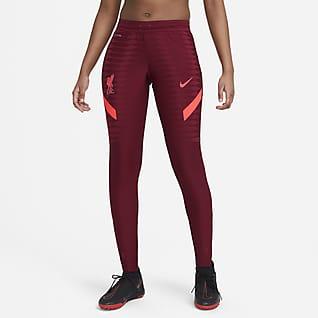 Elite Liverpool FC Calças de futebol Nike Dri-FIT ADV para mulher