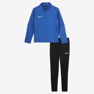 Nike Dri-FIT Fußball-Trainingsanzug für ältere Kinder