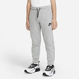 Nike Sportswear Tech Fleece Little Kids' Pants
