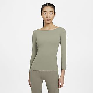 Nike Yoga Luxe 女子长袖上衣