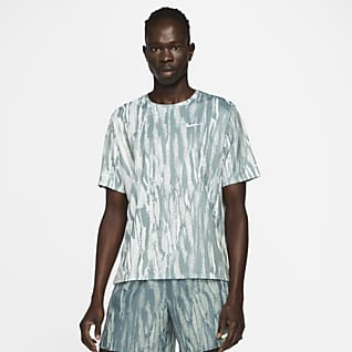 Nike Dri-FIT Miler Wild Run Camiseta de running de manga corta para hombre