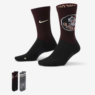 Nike College Multiplier (Florida State) Calcetines largos (2 pares)