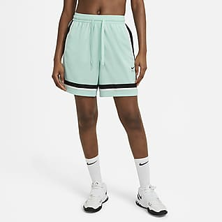 Nike Dri-FIT Swoosh Fly Basketshorts til dame
