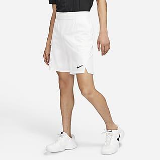 NikeCourt Dri-FIT Slam กางเกงเทนนิสขาสั้นผู้ชาย