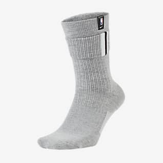 Brooklyn Nets Courtside Nike NBA Crew Socks