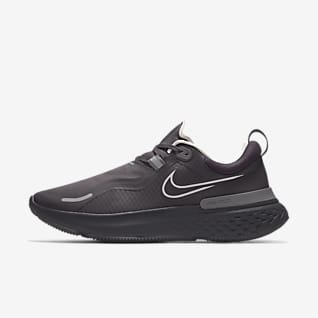 Nike React Miler Shield By You personalisierbarer Laufschuh